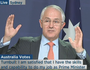 Malcolm Turnbull takes responsibility for election result