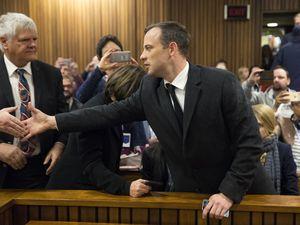 Pistorius gets six years jail