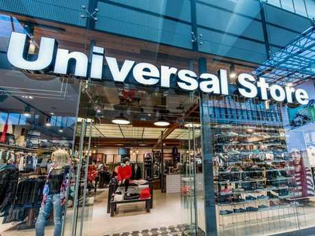 Universal Store will open as part of Grand Central's redevelopment.