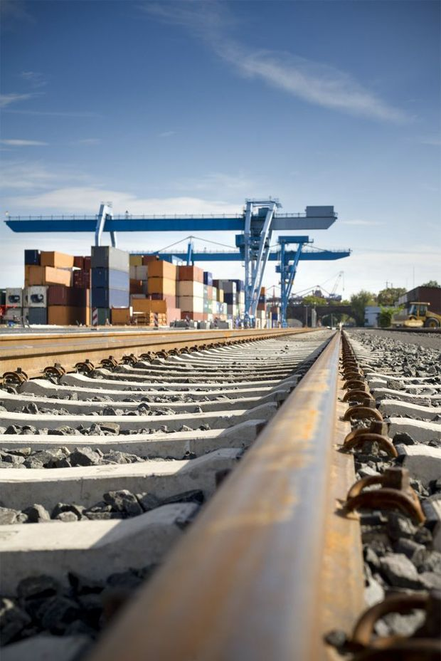 Inland Rail is one of the big ticket items on the agenda of business leaders and politicians in the region.