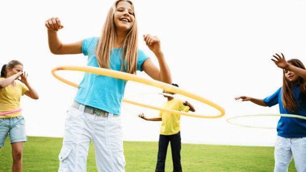 RHYTHM: Hulu Hoop Workshops are being held at Lake Kawana Community Centre today and tomorrow.