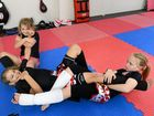 Nine-year-old to take part in cage fight