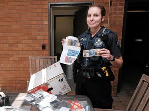 Police bust counterfeit ring in Chinchilla