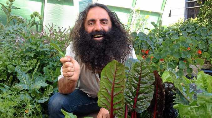 GARDEN GURU: Costa Georgiadis will host Costa's Compost Queensland Garden Expo.