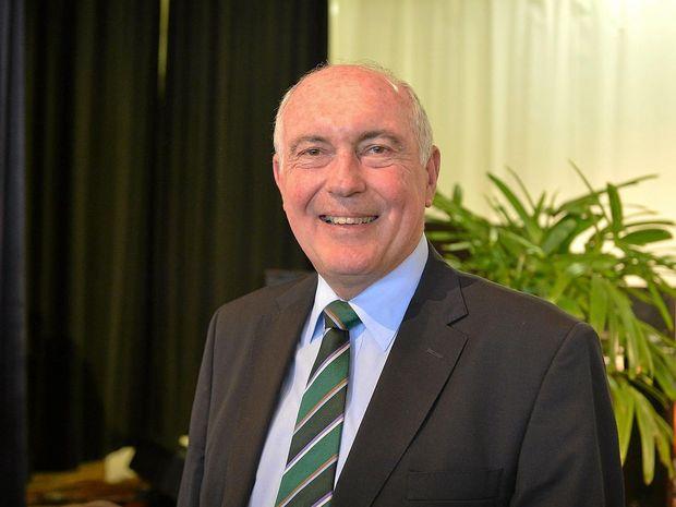 Former member for Wide Bay Warren Truss