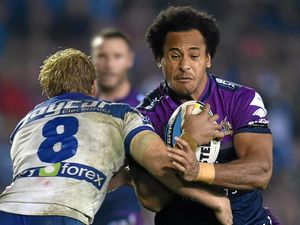 Felise Kaufusi selected as 18th man for Maroons