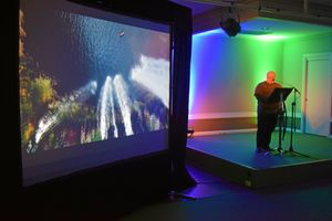 A new tourism campaign for the Coffs Coast launched at the Bonville Golf Resort on Wednesday, July 6, 2016.