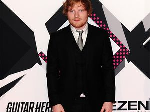 Taylor Swift throws party for Ed Sheeran