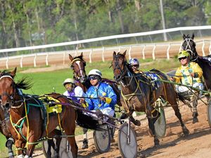 Harness racing will feature in GTC meet