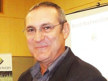 Plane Creek Cane Supply Manager Tony Marino urges motorists to take caution.