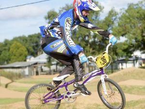 BMX: Nick ready to defend home track advantage