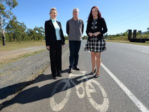 Cyclists riding high over new Rockhampton projects