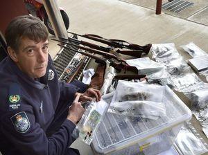 Kids caught up in underground drug lab raids
