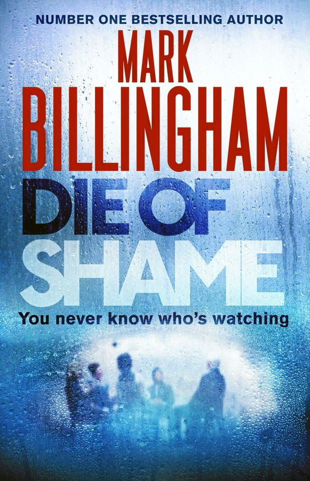The cover of Die of Shame.