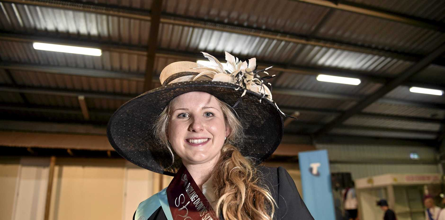 Dalby showgirl, Annie Fulton, has been named as Miss Darling Downs Showgirl 2016 and will compete at the Ekka in Brisbane.
