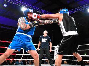 Boxing titles bring masters to Tweed