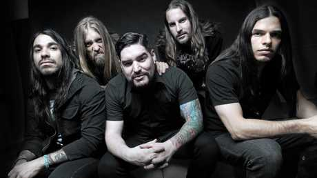 Can you bear it? Heavy hitters Suicide Silence are heading Down Under. Photo Contributed