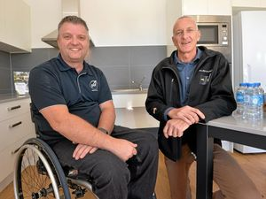 Coast builder opens first of many special needs houses