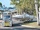 HOPE: Businesses band together to see the superboats return to the Fraser Coast this year.