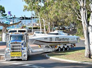 Businesses back superboats' return to the Fraser Coast
