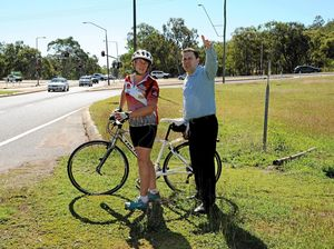 Infrastructure makes Gladstone safer for cyclists
