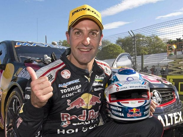 NEED FOR SPEED: V8 Supercars driver Jamie Whincup.