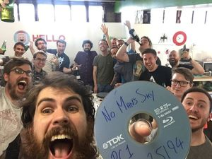 Picture reveals No Man's Sky is finally finished