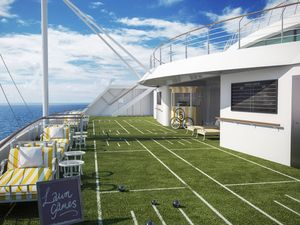P&O; Unveils Exciting New Features on Pacific Explorer
