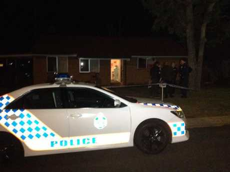 Two women were taken to hospital after an alleged assault in Toowoomba overnight.
