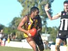 Mackay City Hawks v Mackay Magpies.Photo Madolyn Peters / Daily Mercury