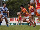 Coffs Harbour Comets Macksville Sea Eagles Group 2 rugby league Geoff King Motors Oval 10 July 2016 Photo: Brad Greenshields/Coffs Coast Advocate
