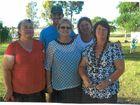 Linda Reid, Sandra Mullings, Helen Thompson, Adam Hayward and Patty Kent. .
