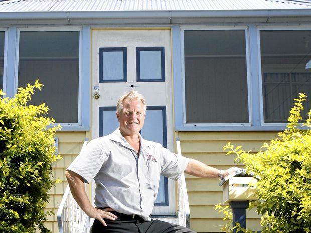 REIQ chairman for Ipswich region, Darren Boettcher.