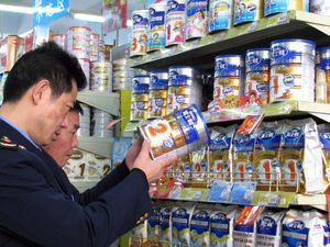 Warehouses of baby formula uncovered