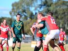 Masters keep South v North Burnett compeition alive
