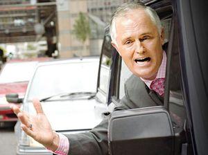 Strange Politics: Turnbull steers Australia into a wall