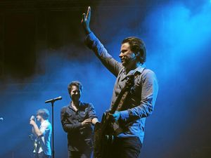 Powderfinger bassist not happy with lockout laws