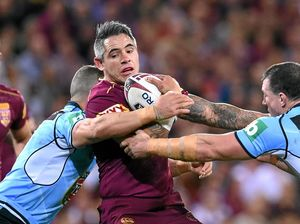 Retiring Maroons star praised by ex-front row partner