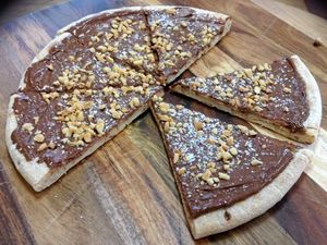Where you can buy Nutella pizza right here in Gladstone
