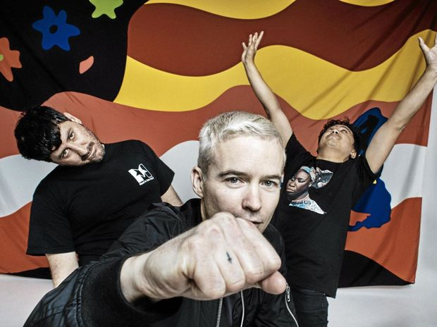 The Avalanches are an Australian electronic music group.