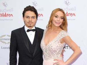 Police charge in after Lohan claims fiance tried to kill her