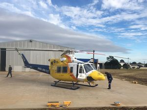 LifeFlight may bring older choppers to Toowoomba