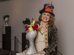Millinery exhibition displays wealth of creative talent