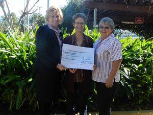 Rockhampton nursing student given generous study boost