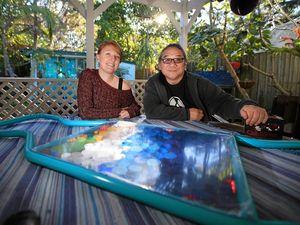 Artists set to tackle plastics at Swell gig