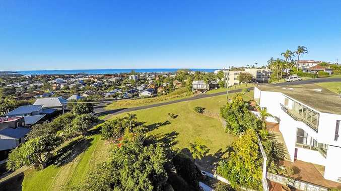 SOLD: This home and vacant land in Solitary St at the Jetty fetched $1.3 million at auction.