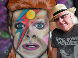 Ziggy comes to Nambour