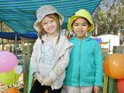 Kindy kids' fundraising effort off to good start