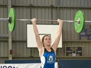 National spotlight for lifters