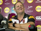 WINNING DEBUT: Queensland coach Kevin Walters.